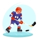 Hockey Player - GraphicRiver Item for Sale