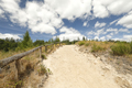 sand path and beautiful blue sky - PhotoDune Item for Sale