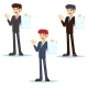 Handsome Manager in Formal Suit - GraphicRiver Item for Sale