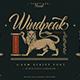Windpeak Script Font - GraphicRiver Item for Sale