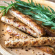 Grilled sausages with rosemary - PhotoDune Item for Sale