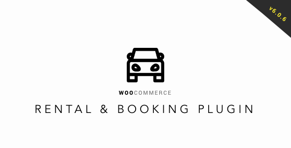 RnB - WooCommerce Bookings & Rental Plugin - CodeCanyon Item for Sale