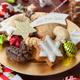 Christmas cookies and festive decoration - PhotoDune Item for Sale