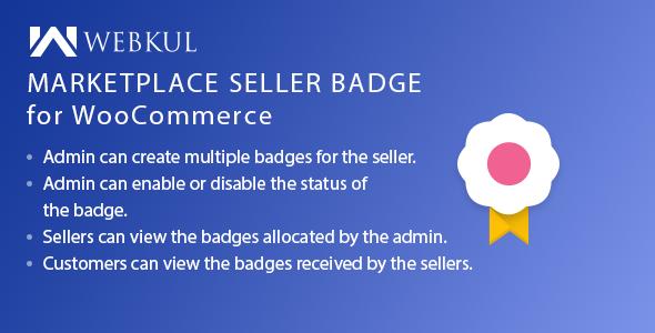 Marketplace Multi Vendor Badge Plugin for WooCommerce - CodeCanyon Item for Sale