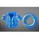 Vector Inflatable Swim Ring Life Vest and Armbands