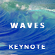 Hit the Waves Keynote Template