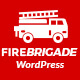 Fire Brigade - Rescue WordPress Theme - ThemeForest Item for Sale