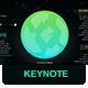 Galaxy Gazer Keynote Presentation - GraphicRiver Item for Sale