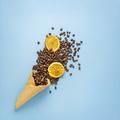 Coffee cone. - PhotoDune Item for Sale
