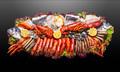 Fish plate. - PhotoDune Item for Sale