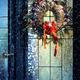 homemade christmas wreath - PhotoDune Item for Sale