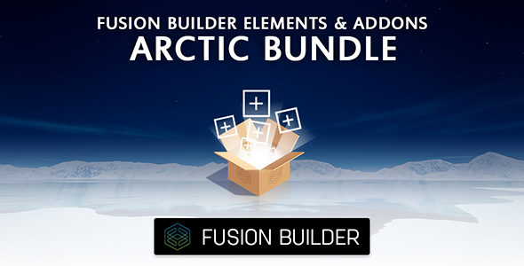 Arctic Bundle - Fusion Builder Elements & Addons for Avada v5 - CodeCanyon Item for Sale