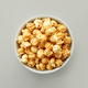 bowl of caramel popcorn - PhotoDune Item for Sale