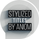 Stylized Titles - VideoHive Item for Sale