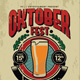 Oktober Festival Flyer - GraphicRiver Item for Sale