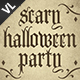 Halloween Party Invitation / Flyer V20 - GraphicRiver Item for Sale