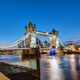 The Tower Bridge in London at night - PhotoDune Item for Sale
