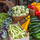 Courgettes, kohlrabi and other vegetables for sale - PhotoDune Item for Sale
