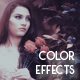 Dramatic Outdoor Color Grading Actions