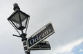 Orleans Street Famous Downtown French Quarter Louisiana - PhotoDune Item for Sale