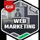 Web Marketing GIF Banners