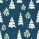 Watercolor Fir Tree Christmas Pattern - GraphicRiver Item for Sale