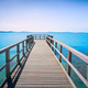 Pier or jetty, Passignano sul Trasimeno on the Trasimeno lake, U - PhotoDune Item for Sale