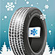 Time to Change Tires - Winter and Summer Tires - GraphicRiver Item for Sale
