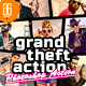 Grand Theft Photoshop Actions - GraphicRiver Item for Sale