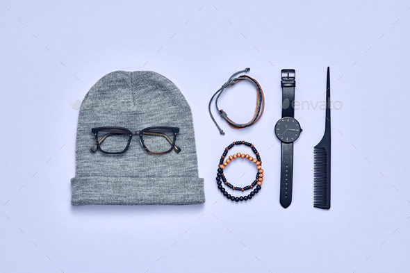 Man outfit - Stock Photo - Images