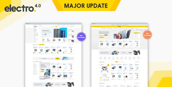 Electro - Gadgets & Digital Responsive Shopify Theme - Technology Shopify