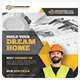 Construction & Renovation Flyer - GraphicRiver Item for Sale