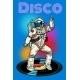 Disco Astronaut Dances