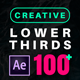 Lower Thirds Pack - VideoHive Item for Sale