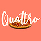 Quattro Font - GraphicRiver Item for Sale