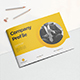 Company Profile Landscape - GraphicRiver Item for Sale