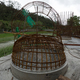 Highway bridge under construction been damaged after super typhoon - PhotoDune Item for Sale