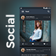Social media App UI kit | Tweetora - GraphicRiver Item for Sale