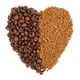 Coffee grains, instant coffee - PhotoDune Item for Sale