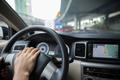Driving car in city - PhotoDune Item for Sale