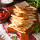 mexican quesadilla with tomato corn cheese - PhotoDune Item for Sale
