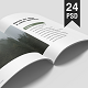 US Letter Brochure Mockup - GraphicRiver Item for Sale