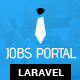 Jobs Portal - Job Board Laravel Script - CodeCanyon Item for Sale