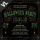 Halloween Party Invitation / Flyer V21 - GraphicRiver Item for Sale