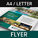 Hotel Promotional Flyer - GraphicRiver Item for Sale