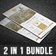 Business DL Flyer Bundle