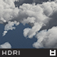 High Resolution Above The Clouds HDRi Map 019