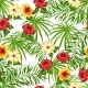 Tropical Seamless Pattern - GraphicRiver Item for Sale