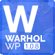 Warhol - Responsive Multipurpose WordPress Theme for Creatives - ThemeForest Item for Sale