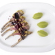 Roasted rack of lamb with pistachios. - PhotoDune Item for Sale